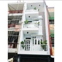 Cần bán căn nhà đang ở 3 lầu nhà mới khu dân cư sầm uất
