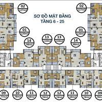 Chính chủ cần bán gấp căn hộ GoldSilk Complex, căn 3 phòng ngủ giá 2.250 tỷ bao mọi chi phí