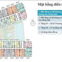 Bán căn 3 phòng ngủ, diện tích 87.97m2 dự án Green Pearl - 378 Minh Khai