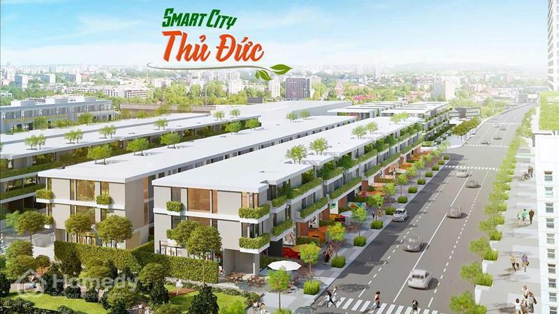 Dự án Khu dân cư Smart City Thủ Đức TP Hồ Chí Minh - ảnh giới thiệu