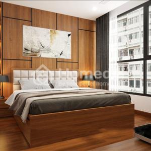 Căn hộ Park Hill 10 với 3 phòng ngủ 142m2 phong cách hiện đại