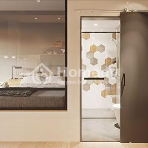 Thiết kế căn hộ Studio 30m2 phong cách hiện đại