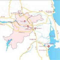 Cần bán nhanh lô đất mặt tiền đường quang trung tại An Nhơn