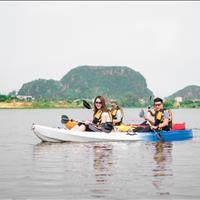 Bán Villa đẳng cấp nhất thành phố Đà Nẵng, hai mặt tiền view sông liền kề biển