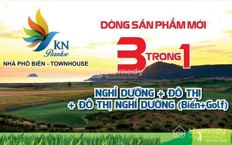 KN Paradise liền kề sân bay Cam Ranh view sân golf, view biển từ 120m2 giá chỉ 18-20 triệu/m2