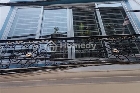 Chính chủ nhà 5 lầu 33m2 xây mới cực đẹp ô tô đỗ cửa ngay đường Thanh Bình, Mỗ Lao, Hà Đông, Hà Nội