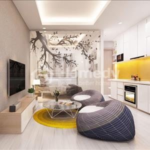 Căn hộ Hateco 1 phòng ngủ 43m2 phong cách hiện đại