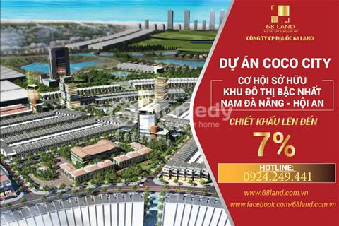 Thị trường bất động sản Đà Nẵng đang dần ấm lại khu đô thị Coco City Cocobay