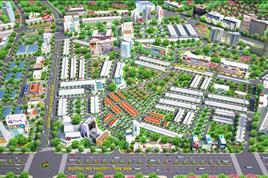 Khu dân cư Golden Town Bình Chuẩn