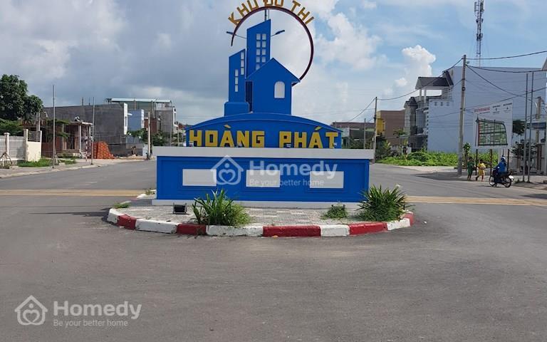 Chỉ với 470 triệu, sở hữu nền 150m2 thổ cư khu đô thị Hoàng Phát Bạc Liêu, đường A lộ giới 35m