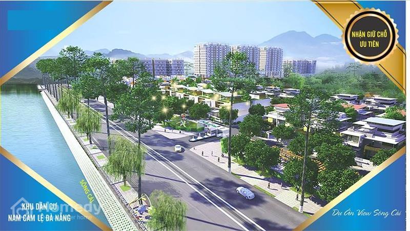 Dự án Khu dân cư Nam Cầu Cẩm Lệ Đà Nẵng - ảnh giới thiệu
