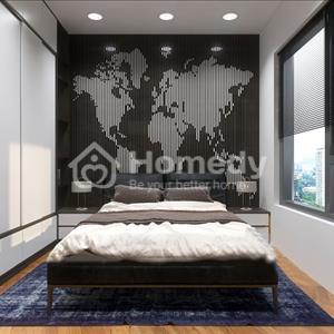 Căn hộ chung cư An Bình City 3 phòng ngủ 84m2 phong cách hiện đại