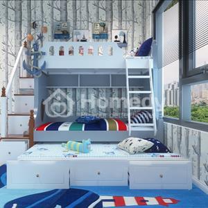Căn hộ chung cư An Bình City 3 phòng ngủ 87m2 phong cách hiện đại
