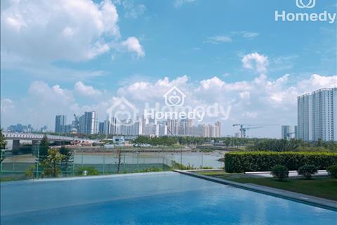 Cho thuê căn hộ 1 phòng ngủ Đảo Kim Cương, view hồ bơi nội khu