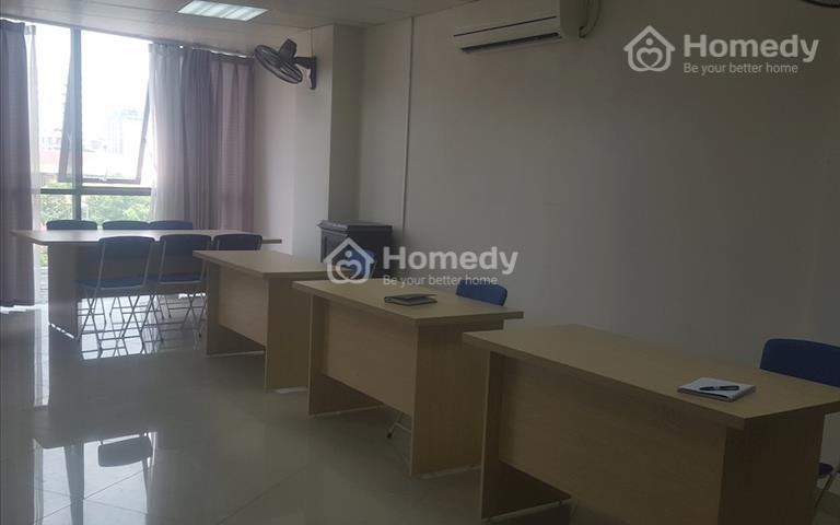 Cho thuê văn phòng, giá 7 triệu/tháng, tại tầng 6 tòa nhà mặt phố Yên Lãng