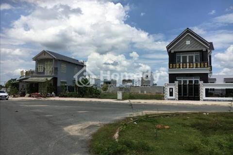 Cần bán lô góc 2 mặt tiền đường chính 24m Thung Lũng Xanh, xã An Phước