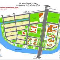 Bán lô đất dự án Phú Mỹ Chợ Lớn quận 7, vị trí đẹp 2 mặt tiền 228m2 giá 60 triệu/m2
