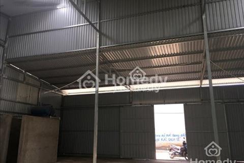 Cho thuê kho mặt bằng diện tích 1000m2 tại Thuận An, Bình Dương, giá 40 triệu/tháng
