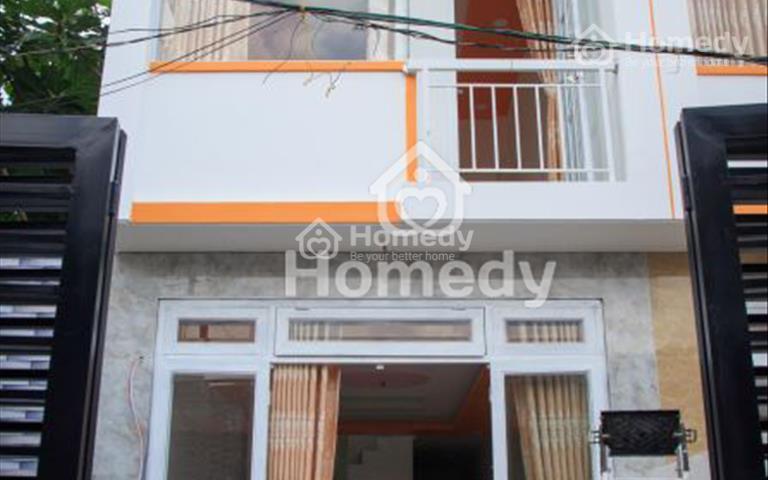 Cho thuê nhà nguyên căn khu vực đại học Quốc Gia, 1 trệt 1 lầu, 2 phòng ngủ, hẻm bê tông