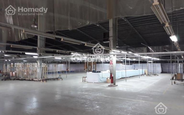 Cho thuê xưởng sản xuất trung tâm Quận 7 diện tích 660m2