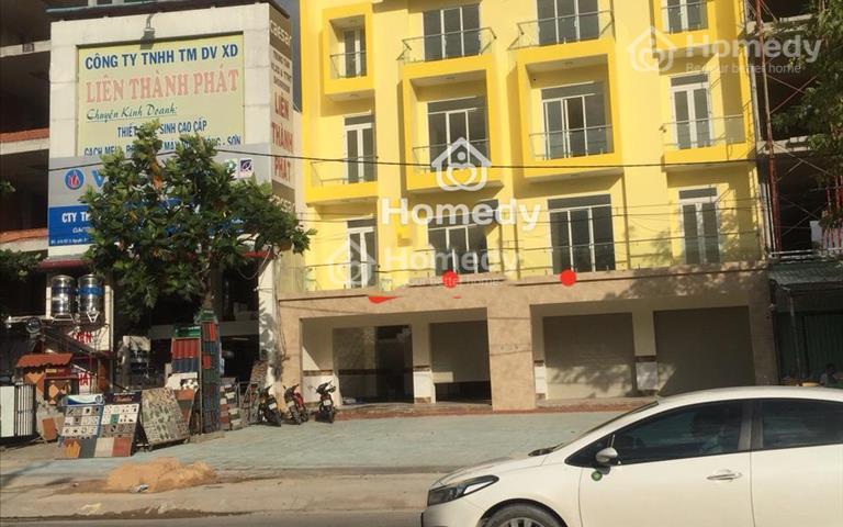 Cho thuê nhà mặt tiền Nguyễn Ảnh Thủ quận 12, 3 lầu, giá 50 triệu/tháng