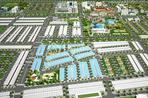 Đất nền Eco Town Long Thành giá gốc chủ đầu tư, khả năng sinh lời cao, sổ riêng, thổ cư 100%