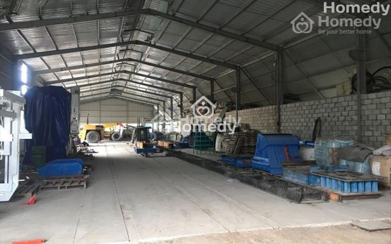 Cho thuê kho xưởng mặt tiền đường Nguyễn Duy Trinh, Long Trường, quận 9