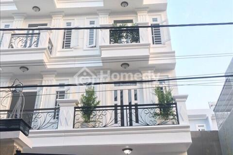 Nhà phố mặt tiền 4x18m đường Tô Ngọc Vân giá 3.95 tỷ/căn