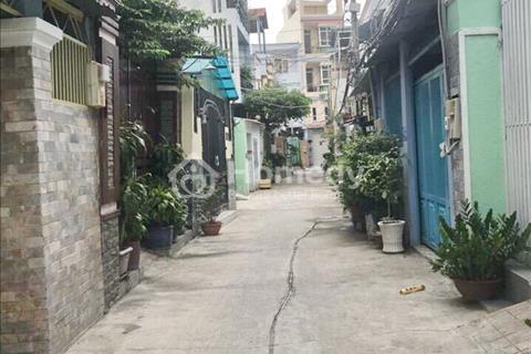 Bán nhà riêng tại Quận 7 hẻm 30 Lâm Văn Bền - 58m2, 1 lầu, giá 2.55 tỷ