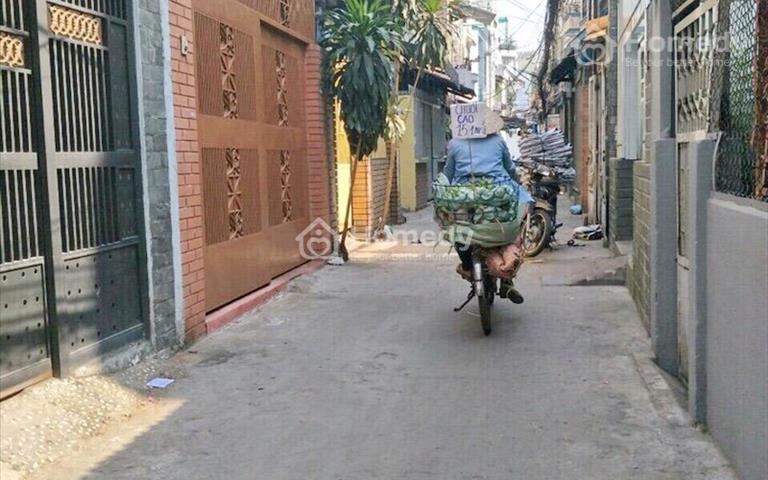 Bán nhà trọ 4 phòng khu chế xuất Tân Thuận, hẻm Bùi Văn Ba, full phòng, 10 triệu/tháng