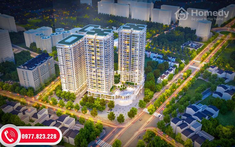 Sở hữu chung cư 2PN Iris Garden trung tâm Mỹ Đình từ 450 triệu đồng. CK khủng 5.1%. HTLS 0%