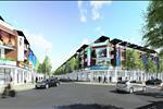 Dự án được quy hoạch bài bản chuẩn của một khu đô thị mới, hệ thống giao thông thông thoáng đảm bảo cho lưu thông tại đây được thuận tiện hơn. Các phân lô liền kề, biệt thự tại Coco City đan xen giữa các mảng xanh của cây cối thiên nhiên.