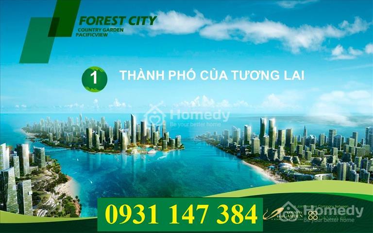 Forest City chỉ 3 tỷ sở hữu vĩnh viễn, cách Singapore 2Km - Giải pháp du học cho tương lai