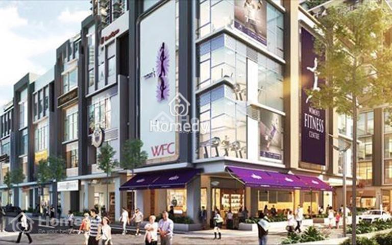 Chính chủ cho thuê Shophouse Vinhomes Gardenia, tầng 1, diện tích 93m2