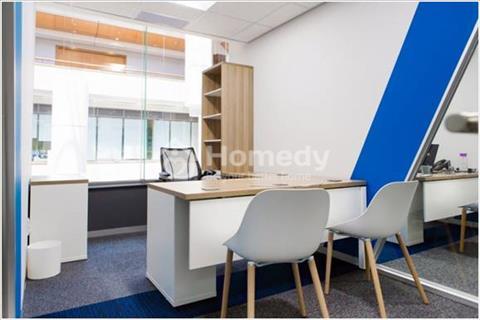 Tòa nhà mới xây hiện đại cho thuê văn phòng cao cấp gần khu phố Tây quận 2