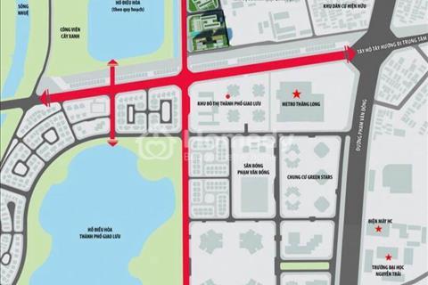 Chính chủ bán gấp căn hộ nhà ở xã hội 43 Phạm Văn Đồng 1608 – CT3 (69,8m2) 15 triệu/m2