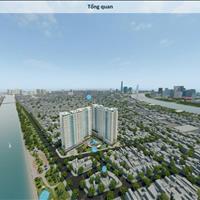Nhận giữ chỗ block đẹp nhất dự án Charmington Iris, trực diện view sông, quận 1