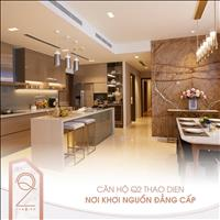 Q2 Thảo Điền - Lợi nhuận thuê 8.5%/năm, dự án cho các nhà đầu tư, nhà mẫu khai trương 14/07
