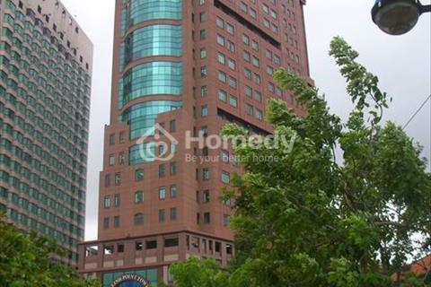 Cho thuê mặt bằng tầng trệt tòa nhà Mê Linh Tower gần phố đi bộ Nguyễn Huệ, 196m2
