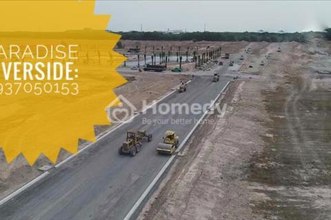 Mở bán siêu dự án Paradise Riverside đối diện ngay sân golf Long Thành - Đất Biên Hòa giá 735tr/nền