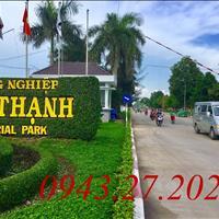 Những lô đẹp nhất khu công nghiệp Phú An Thạnh đã được mở bán, giá chỉ 10 triệu/m2