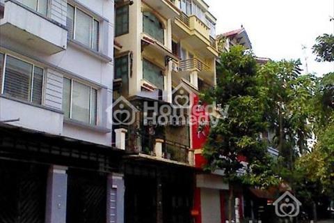 Cho thuê nhà mặt ngõ Đình Thôn, 5 tầng, diện tích 70m2, ô tô đậu cửa