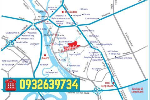 ✨✨ Bán đất nền Phước Tân, thành phố Biên Hòa, 5 x 20m, 750 triệu/nền, chiết khấu 21%/năm ✨✨