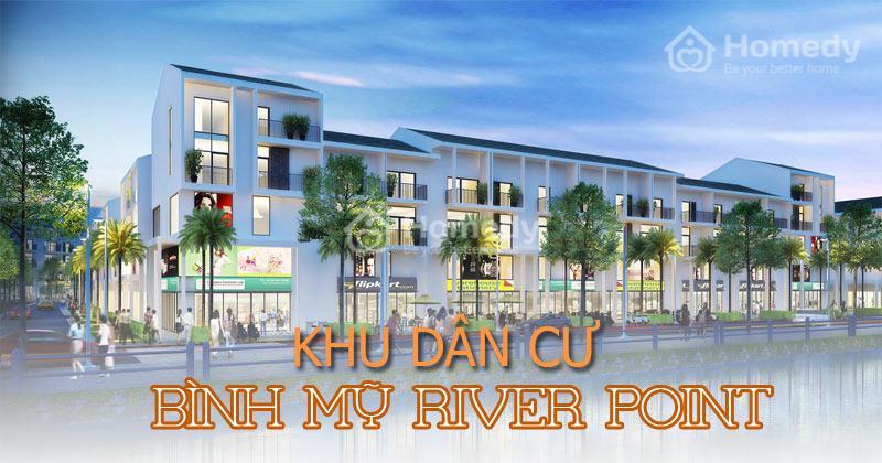 binh my river point