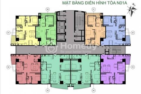 Bán căn 1508 tòa N01A dự án K35 Tân Mai, 76,9m2 bao phí sang nhượng chính chủ