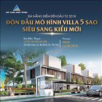 Dự án One River Villas – Biệt thự nghỉ dưỡng mặt sông vị trí đắc địa, đặc biệt nhất tại Đà Nẵng