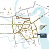 Mở bán Block đẹp nhất dự án Q7 Saigon Riverside chỉ 1.5 tỷ/căn, 2 phòng ngủ, ngân hàng hỗ trợ 80%