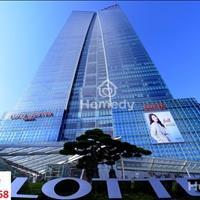 Cần cho thuê hoặc bán sàn văn phòng hạng A Lotte Center Hà Nội