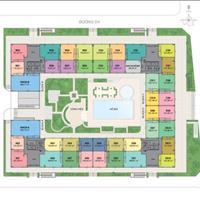 Bán căn hộ Florita khu Him Lam cạnh Lotte Mart, 1 đến 3 phòng ngủ, giá từ 1.4 tỉ