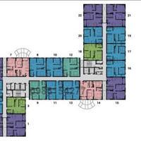 Bung 50 căn hộ mặt tiền đường Kinh Dương Vương 1,3 tỷ/căn 2 phòng ngủ, 56m2 bao gồm thuế